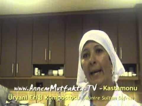 Üryani Eriği Hoşafı Kastamonu - Annem Mutfakta