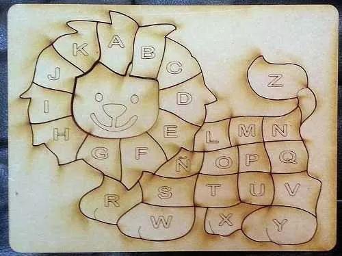 rompecabezas infantiles madera juegos didacticos fibrofacil