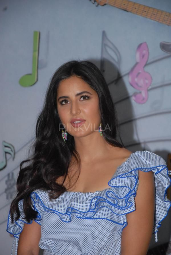 PHOTOS: These pictures of Katrina Kaif at Jagga Jasoos promotions prove that she is Bollywood's cutie   PINKVILLA
