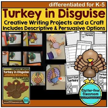 Thanksgiving Activity ~ Turkey Trouble