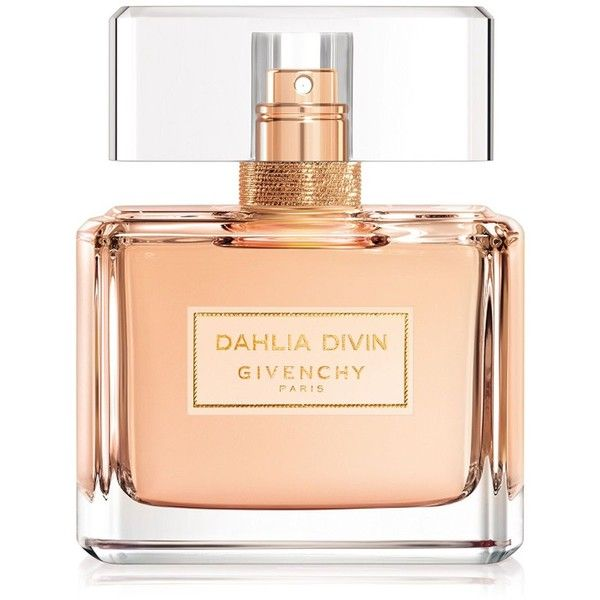 Givenchy Dahlia Divin Eau De Toilette ($73) ❤ liked on Polyvore featuring beauty products, fragrance, perfume, beauty, makeup, accessories, apparel & accessories, floral perfumes, eau de toilette perfume and givenchy