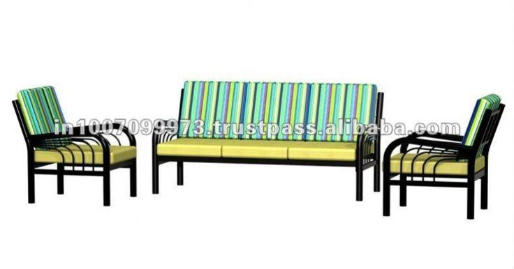 Metal Sofa Set Designs