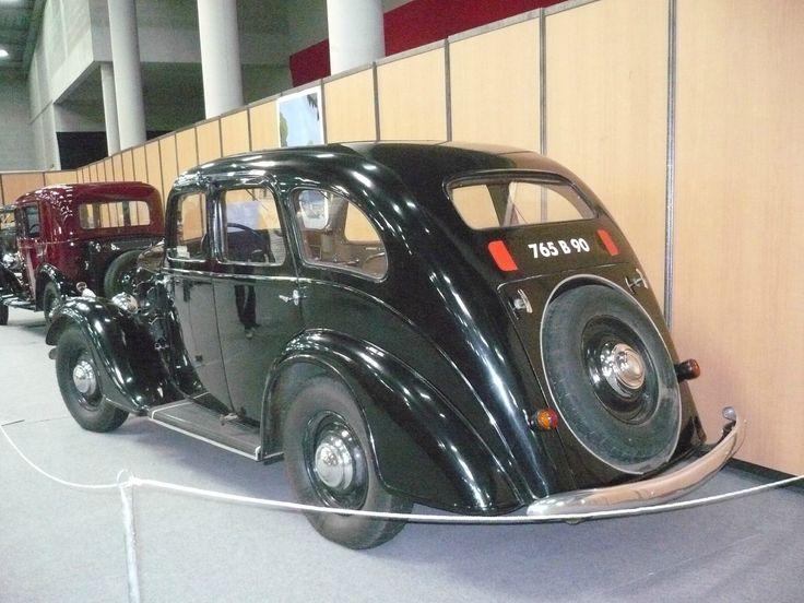 PEUGEOT 301 D berline 1936