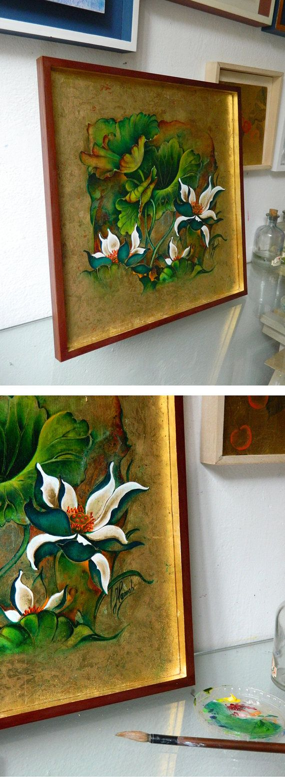 """""""Talks About the Essence of Life"""" - in box frame"""