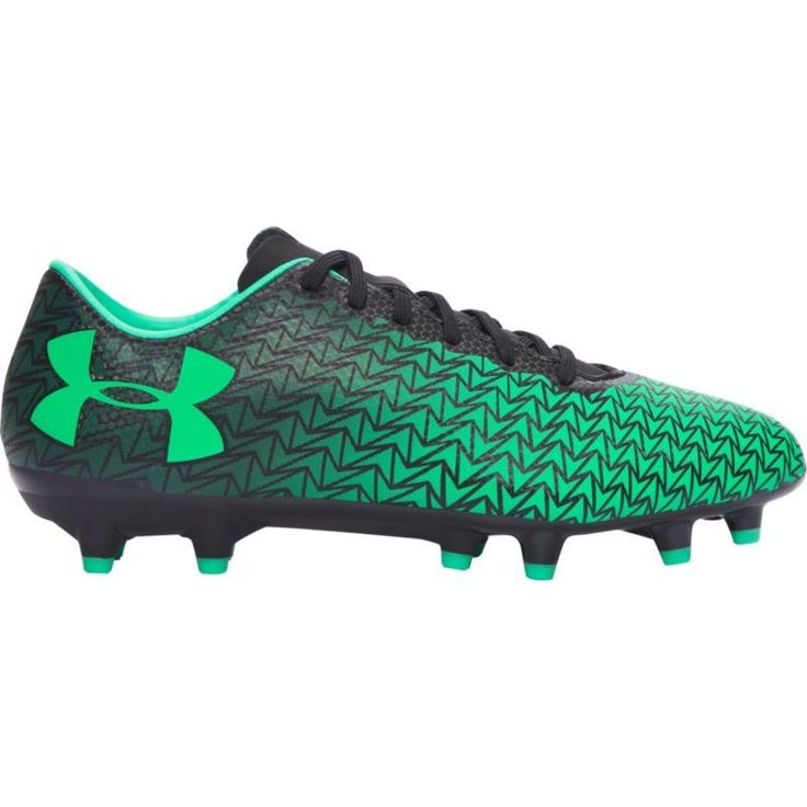 Under Armour Women's CF Force 3.0 FG Soccer Cleats, Black