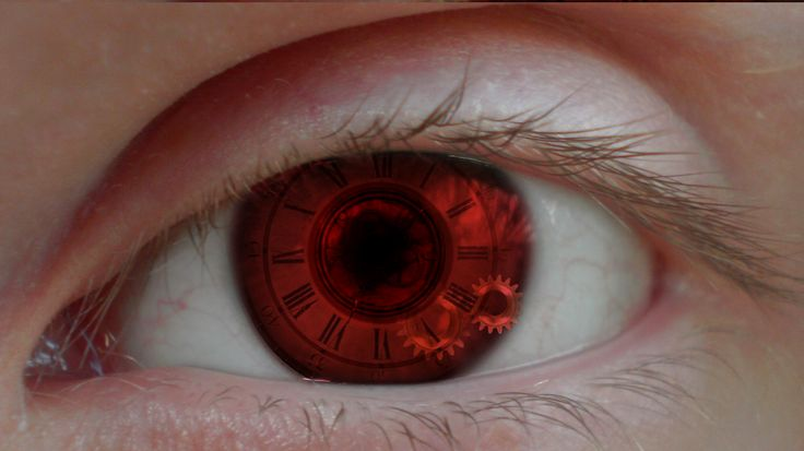 Through the eyes of the Knight of Time, looking upon the Land of Heat and Clockwork