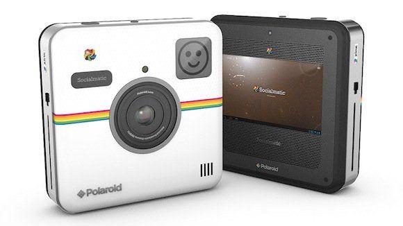 Polaroid Socialmatic Gets 2014 Release Date