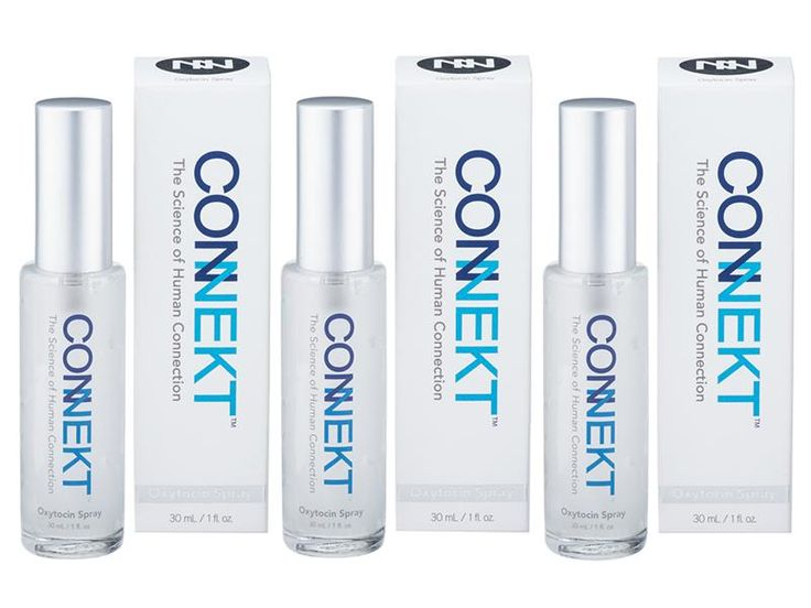Connekt is a specially formulated oxytocin body spray for everyone - boy or gilr - which seamlessly pairs with your favorite fragrance.