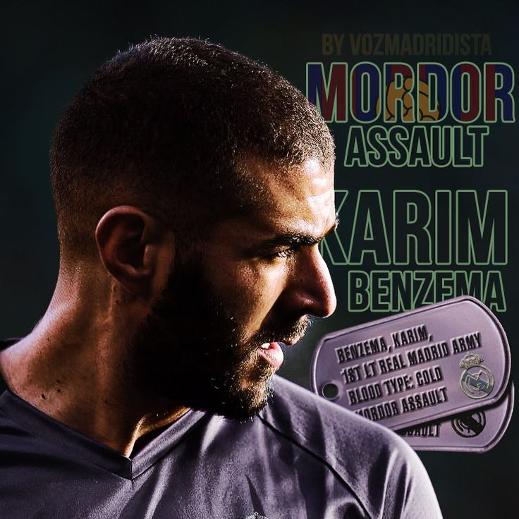 Karim Benzema MORDOR ASSAULT SERIES