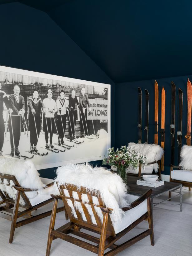 Terrific Hgtv Dream Home 2019 Lodge Bonus Room Pictures Hgtv Dream Home Interior And Landscaping Palasignezvosmurscom