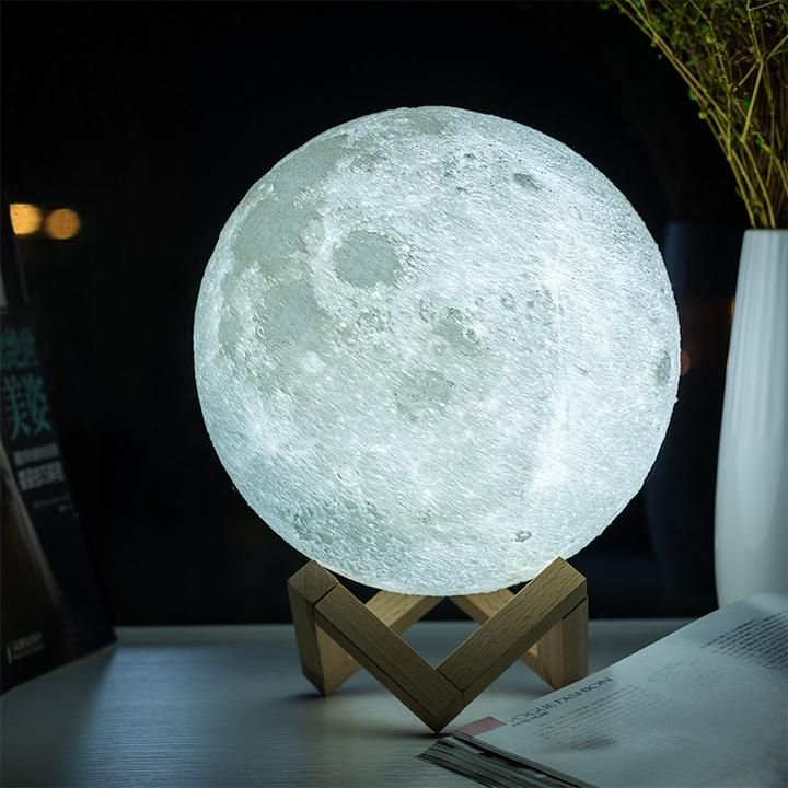 Printed Moon Lamp Moon Light Lamp Night Light Night Light Lamp
