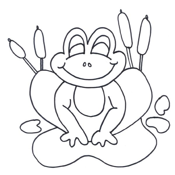71 best images about frog coloring pages on pinterest rio 2