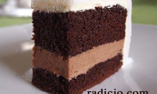 Τούρτα σοκολάτα με νουτέλα, από την Luise και το radicio.com!
