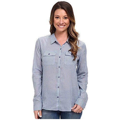 (トードアンドコー) Toad&Co レディース トップス カジュアルシャツ Airbrush L/S Shirt 並行輸入品  新品【取り寄せ商品のため、お届けまでに2週間前後かかります。】 表示サイズ表はすべて【参考サイズ】です。ご不明点はお問合せ下さい。 カラー:Dusty Indigo