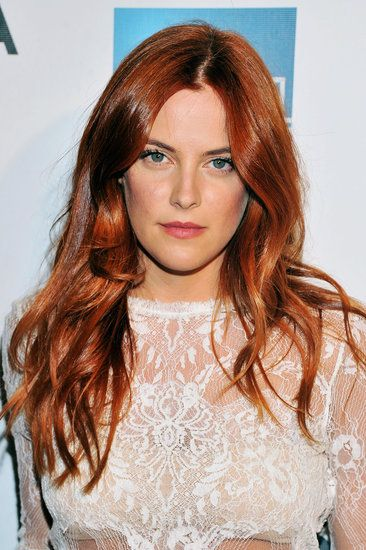 Riley Keough is a gorgeous red head! What do you think? #redhair #hairstyles