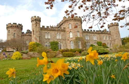 Cholmondeley Castle - Cheshire England