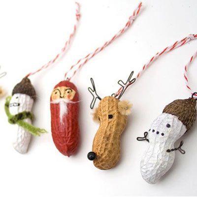 #Deko Weihnachten Deko Tipps: Erdnuesse Http://s.womenweb