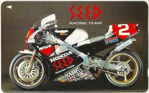NSR500 - SEED racing team