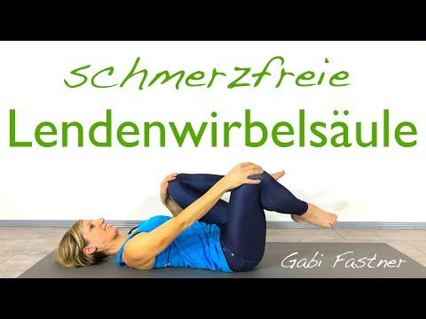 💡20 min. Lendenwirbelsäulen-Gymnastik ohne Hilfsmittel – YouTube – müller