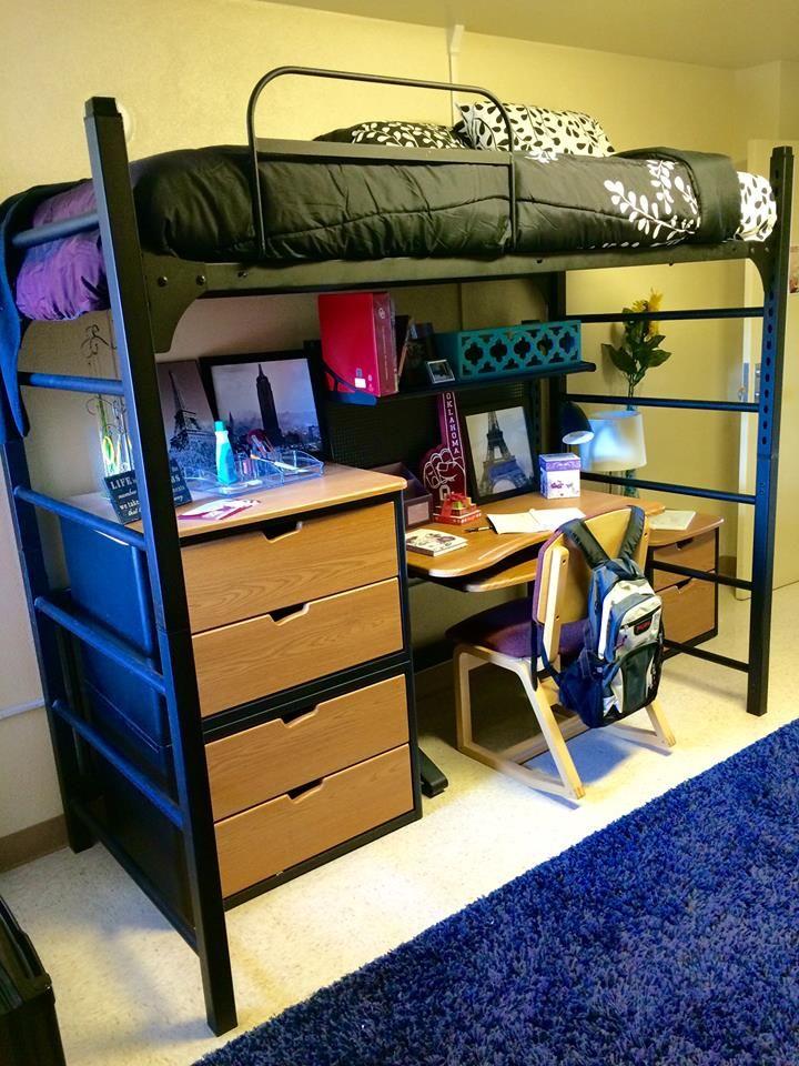 66 Best Dorm Bed Images On Pinterest Bedroom Ideas