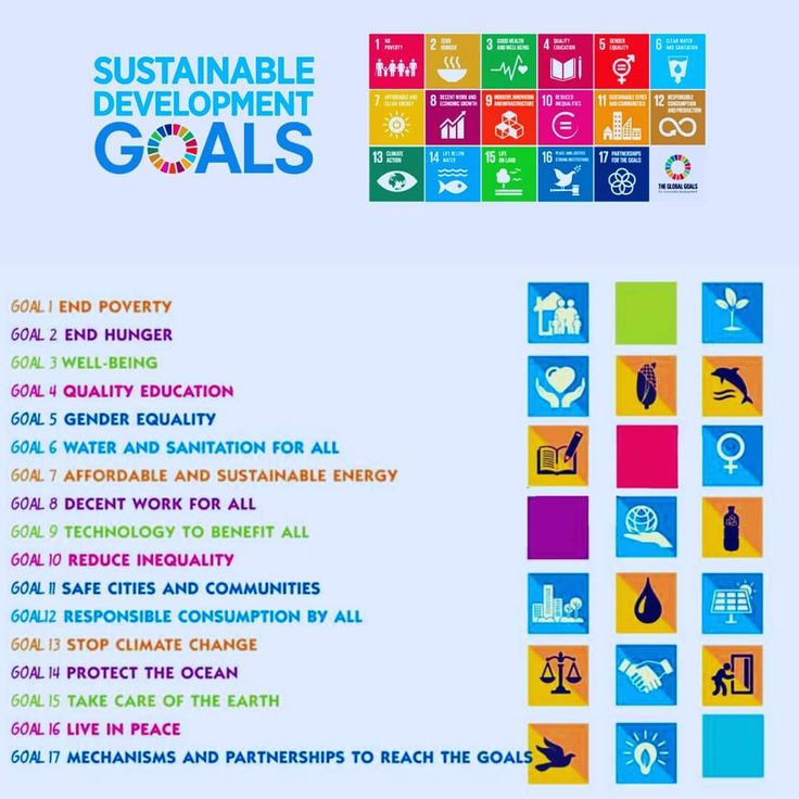 "What better way to kick off the week than taking a peep at the SDGs   The SDGs or Sustainable Development Goals are global sustainability goals set out by the @unitednations which are defined as follows: ""The Sustainable Development Goals (SDGs) otherwise known as the Global Goals are a universal call to action to end poverty protect the planet and ensure that all people enjoy peace and prosperity."" These goals get GingerBiscuit super excited and have us all motivated  GB believes that both…"