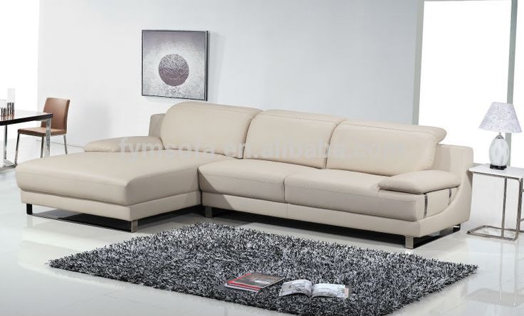 Firm in structure FM081 european leather sofa sale