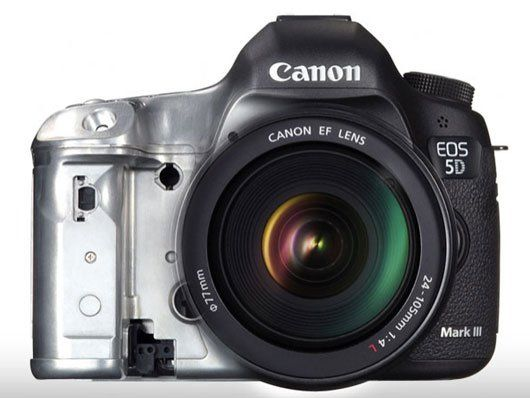 ... (CPN) Technical Article Examines The Key Features And Technologies  Within The New Megapixel Canon EOS Mark III DSLR. The Camera Includes A AF  System, ...