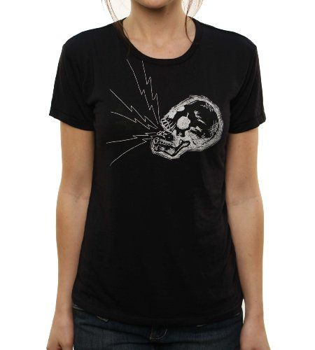 Alpinestars Girl's Juniors Astars Graphic Drake Vintage Skull Tee T-Shirt  #skull #dark #women #fashion #dress