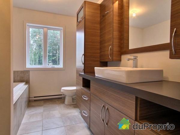 Salle de bain de rêve à voir à Drummondville #DuProprio