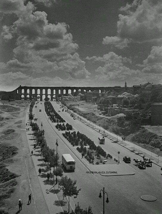 Unkapani Zeyrek, 1950