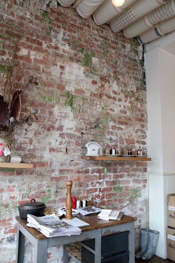 What a great brick wall !    http://remodelista.com/img/sub/uimg//01-2013/coim-laundry-20.jpg