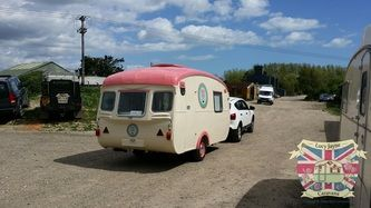 Vintage Caravans -  Lucy Jayne Vintage Caravans