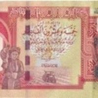 Central Bank of Iraq update on the Iraqi Dinar currency banknotes in the 100k denomination.