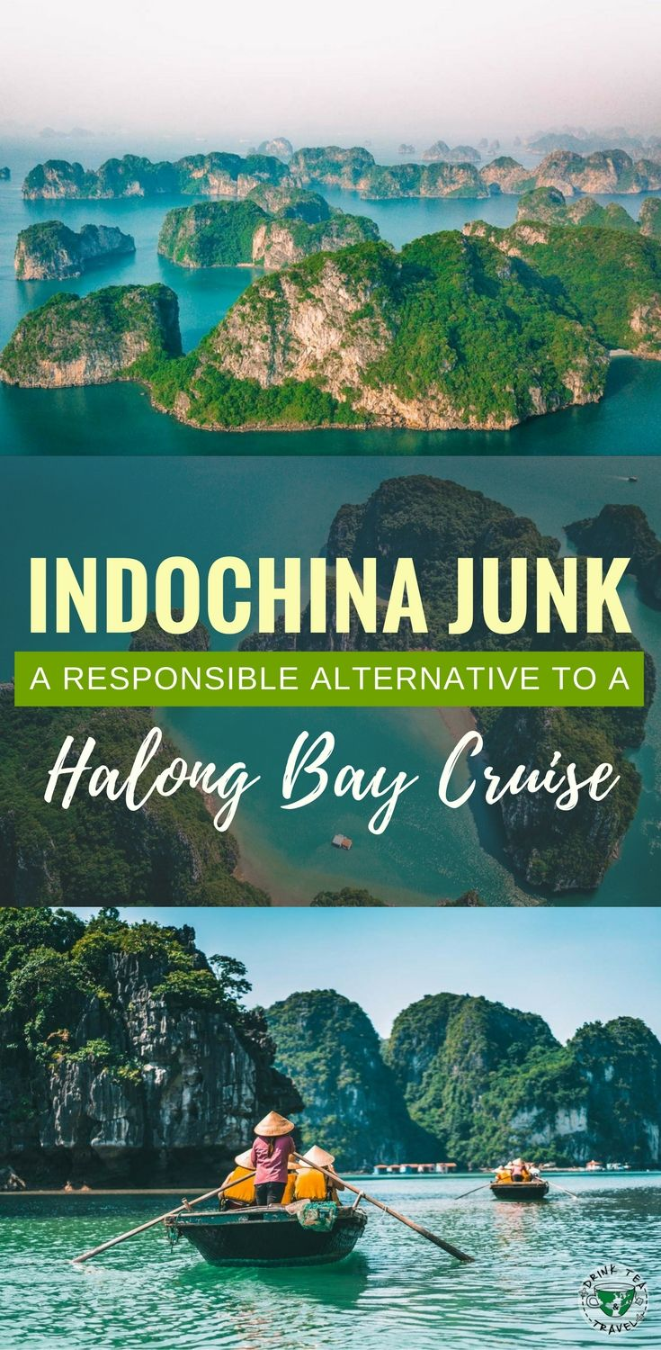 Looking for an adventure in Ha Long Bay, Vietnam? Ride with Indochina Junk, a responsible alternative to a Ha Long Bay Cruise. This beautiful cruise to one of the world's most breathtaking destinations takes you to the lesser-known region of Bai Tu Long Bay.