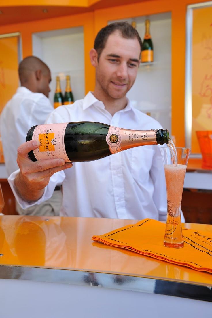 Second annual Veuve Clicquot Masters Polo at Val de Vie Estate in Cape Town 2012.