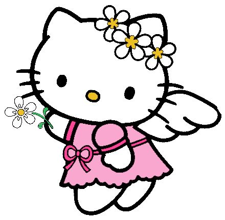 Hello Kitty Clip Art Fourth Of July | Clipart Panda - Free Clipart ...
