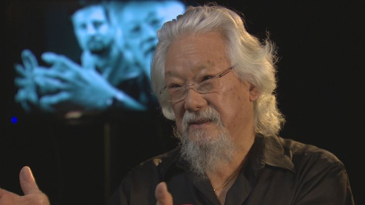 You can ask David Suzuki about turning 80. Just don't expect a demure, grandfatherly answer.