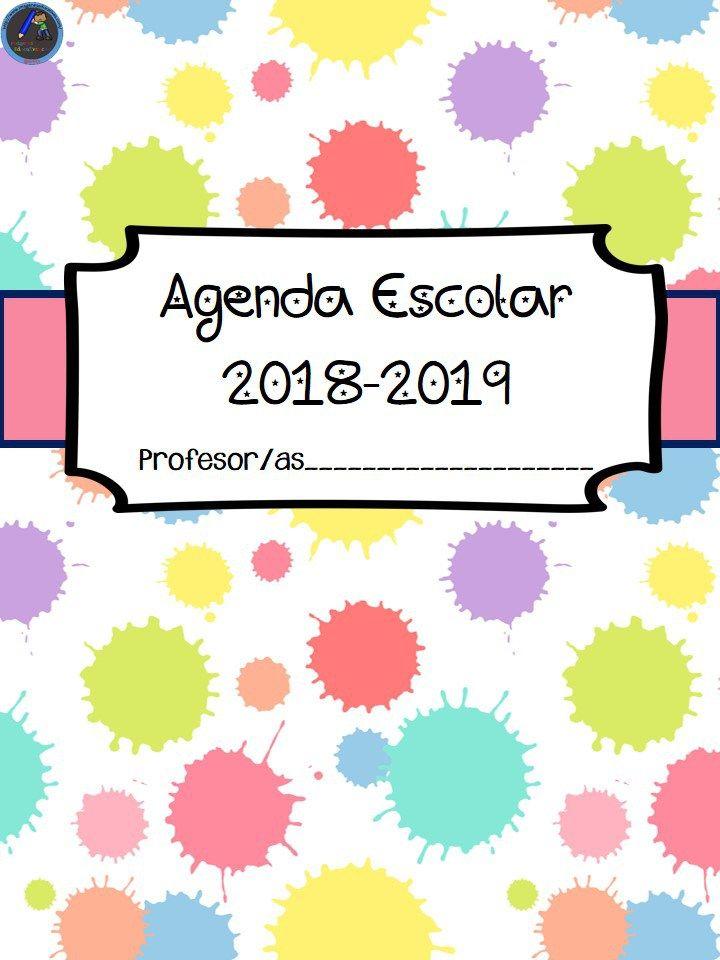 agenda 2019 pdf descargar gratis