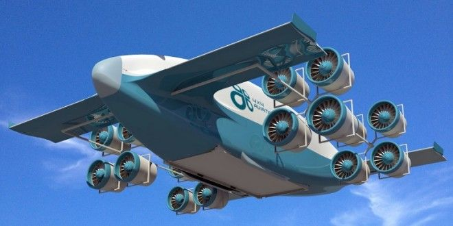 VV-Plane concept designed to do some heavy lifting and revolutionize cargo transport | Innovations & Inventions