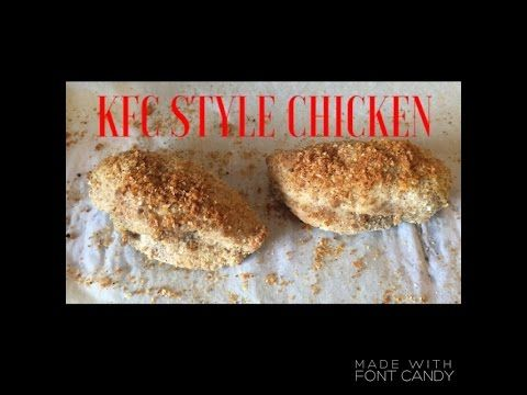 Slimming World Syn Free KFC Style Chicken | Make It Monday's - YouTube