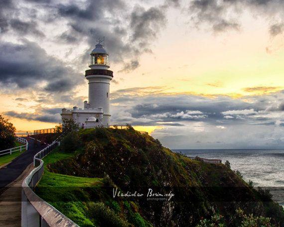 Byron Bay lighthouse photography