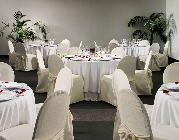 Salón Ucanca. Montaje para bodas #h10conquistador #conquistador #h10hotels #h10 #hotel10