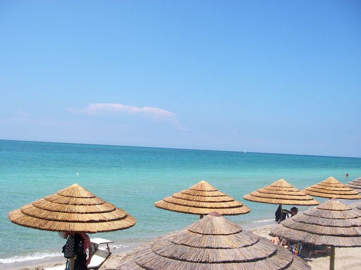 Balelido à Leuca  (plage de sable)