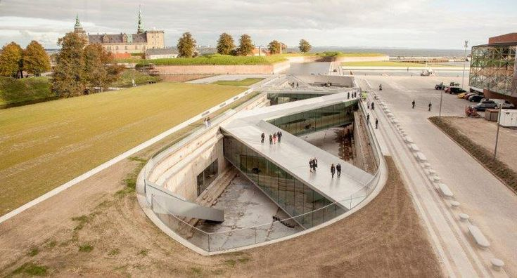 BIG completes the danish national maritime museum - designboom | architecture