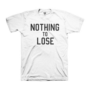 Nothing To Lose Tee Men's now featured on Fab.Lose Tees, Fab Com, Tees Men, Men Fashion, Things I D