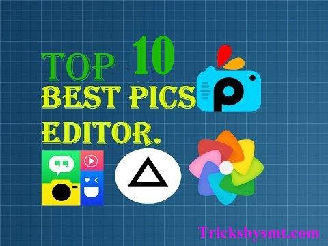 Top 10 Best Photo Editor Online Sites – 2017