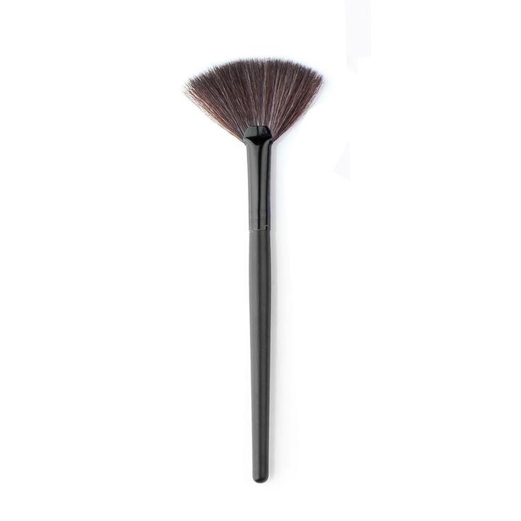 $0.48 (Buy here: https://alitems.com/g/1e8d114494ebda23ff8b16525dc3e8/?i=5&ulp=https%3A%2F%2Fwww.aliexpress.com%2Fitem%2FMakeup-Fan-Brush-Blush-Face-highlighter-eyeshadow-blending-brushes-Brand-Make-up-Powder-Foundation-Cosmetics-Beauty%2F32737974447.html ) Makeup Fan Brush Blush Face highlighter eyeshadow blending brushes Brand Make up Powder Foundation Cosmetics Beauty tools for just $0.48