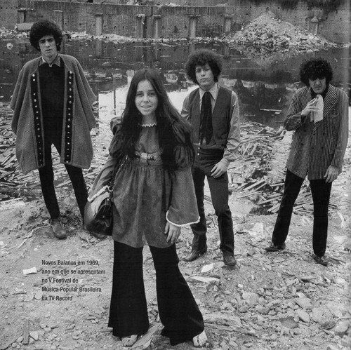 Os Novos Bahianos – É ferro na boneca – 1970