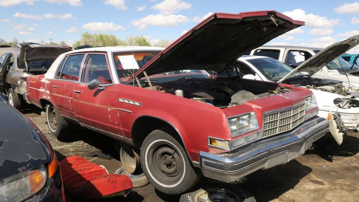ICYMI: Junkyard Find: 1977 Buick Electra Limited