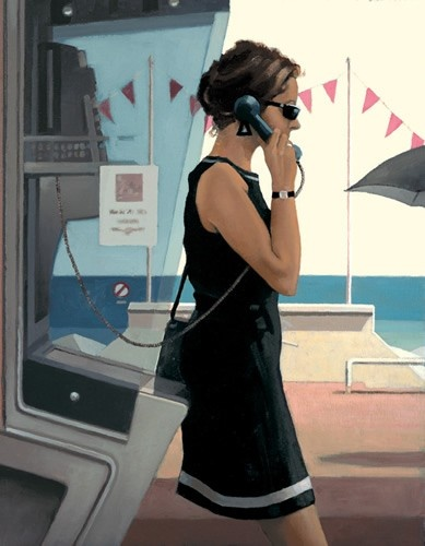 Art Prints Gallery - Her Secret Life (Limited Edition), £1,165.00 (http://www.artprintsgallery.co.uk/Jack-Vettriano/Her-Secret-Life-Limited-Edition.html)